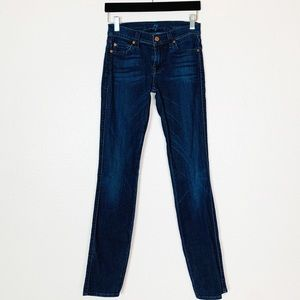 7 For All Mankind | Roxanne Straight Leg
